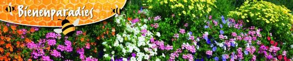 Banner Bienenparadies