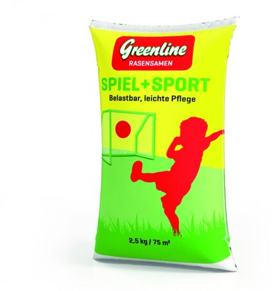 GREENLINE SPIEL-/SPORTRASEN 2,5KG